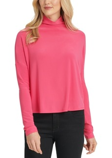 Dkny Funnel-Neck Dolman-Sleeve Blouse