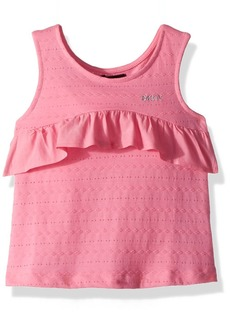 DKNY Girls' Big Tank Cami Shirt