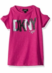 DKNY Girls' Little Top