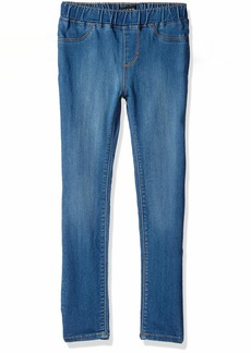 DKNY Girls' Toddler Denim Jegging