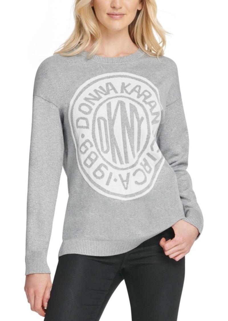 Dkny Graphic Logo Sweatshirt