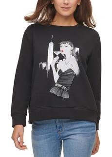 Dkny Martini Girl Sweatshirt