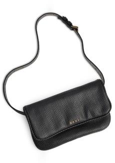 Dkny Herringbone Convertible Belt Bag