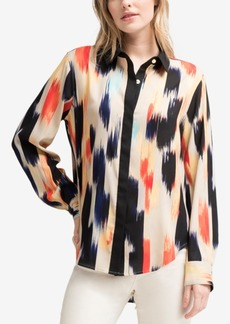 Dkny High-Low Shirt, Created for Macy's