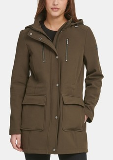 Dkny Hooded Anorak Jacket