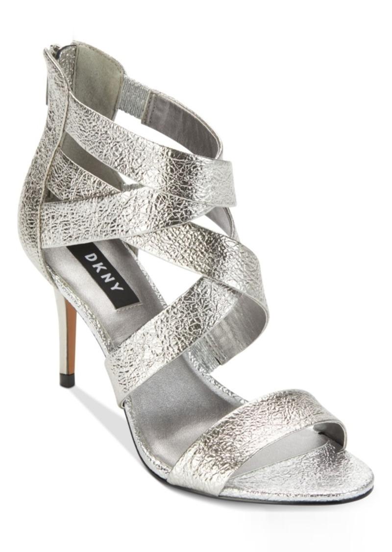 Dkny Iggi Dress Sandals, Created For Macy's