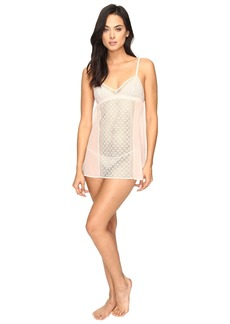 DKNY Sheer Lace Chemise