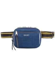 Dkny Kayla Denim Belt Bag