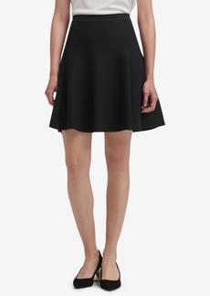 Dkny Knit A-Line Skirt, Created for Macy's