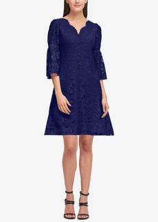 Dkny Lace A-Line Dress, Created for Macy's