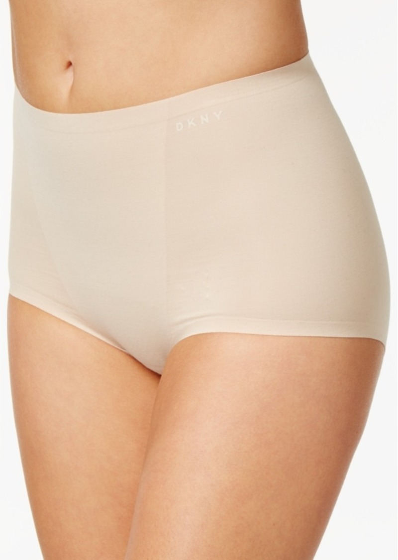 Dkny Women's Light Control Smoothing Brief DK6002