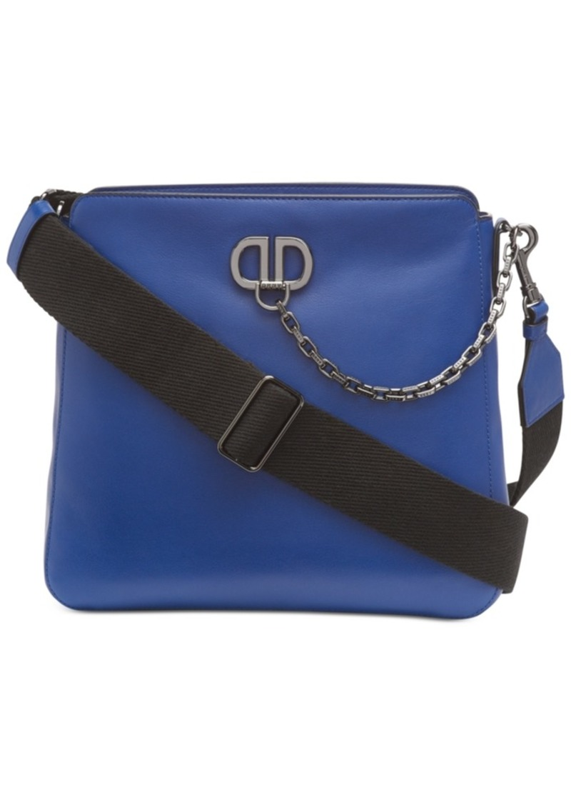 Dkny Linton Leather Messenger, Created for Macy's