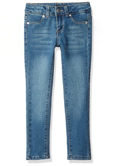 DKNY Little Girls' Blue Jamie Jegging  6X