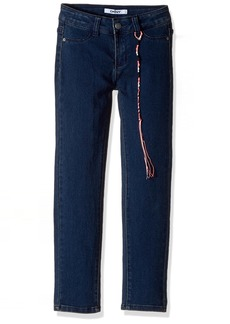 DKNY Little Girls' Skinny Fit Jean (More Styles Available) 106DG Ink Wash