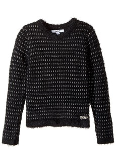 DKNY Little Girls' Sweater (More Styles Available) 1152DG Black