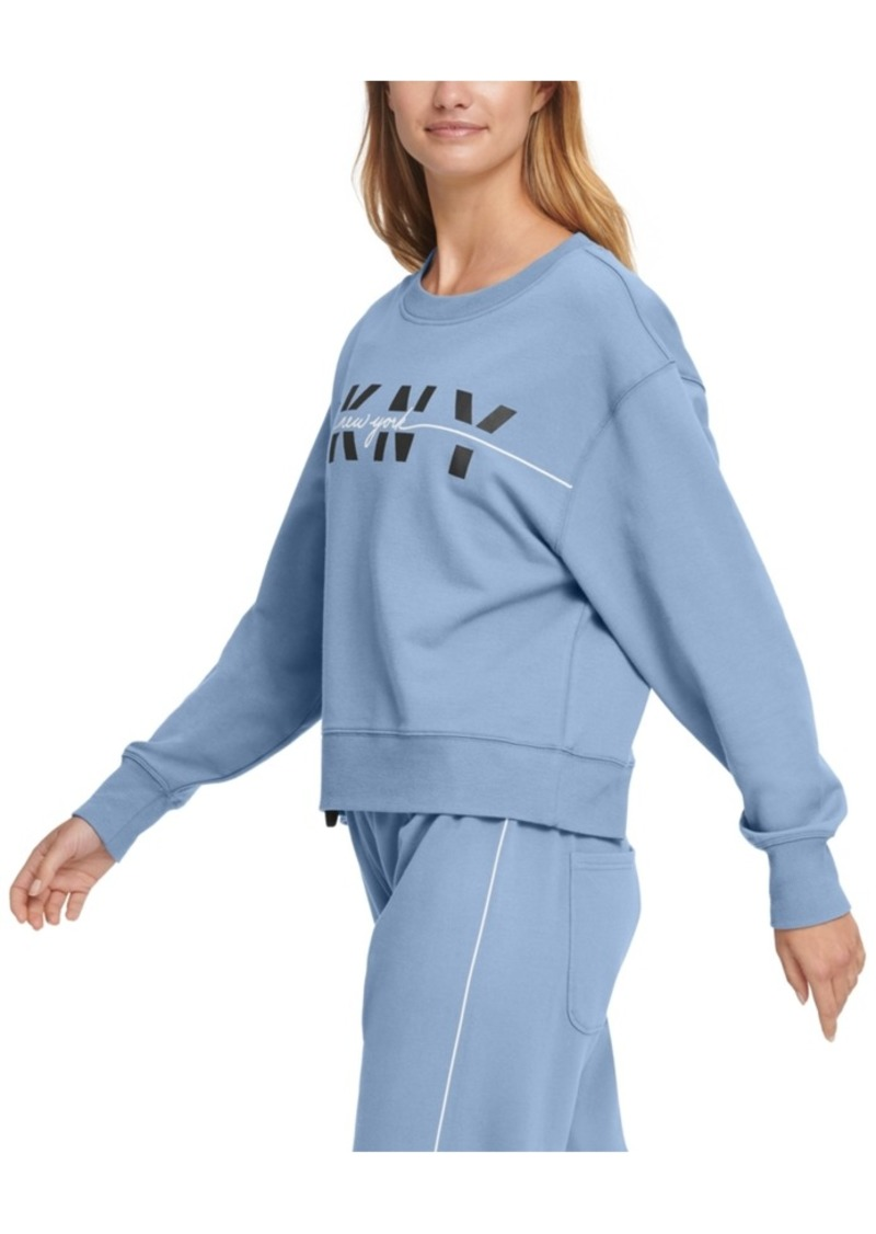 Dkny Logo-Graphic Sweatshirt