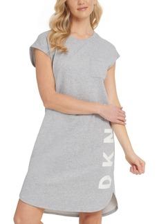 Dkny Logo-Graphic T-Shirt Dress