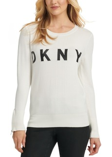 Dkny Logo Sweater