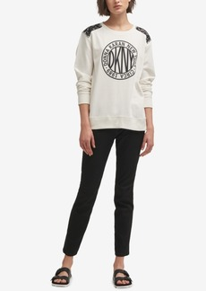 Dkny Logo Sweatshirt, Created for Macy's