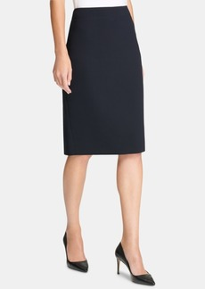 Dkny Long Pencil Skirt