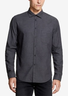 Dkny Men's Chambray Woven Shirt, Created for Macy's