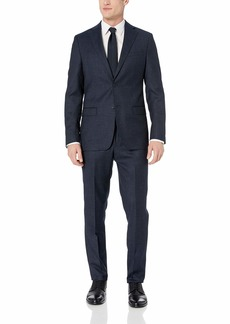 DKNY Men's Crosstown Slim Soft Suit