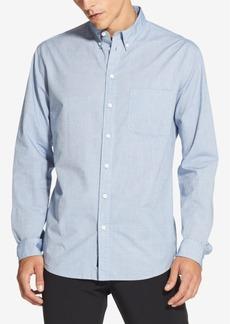 Dkny Men's Dobby Print Shirt, Created for Macys
