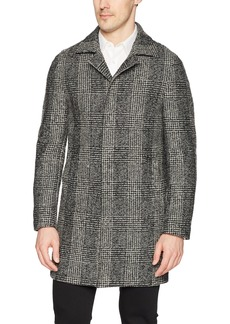 DKNY Men's Drummond 34 inch Overcoat