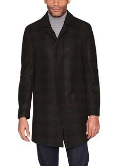 DKNY Men's Drummond 34 inch Overcoat