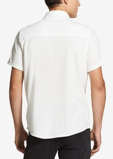 Dkny Men's Knit Pocket Shirt, Created for Macy's