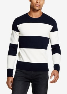 Dkny Men's Large Striped Milano Sweater