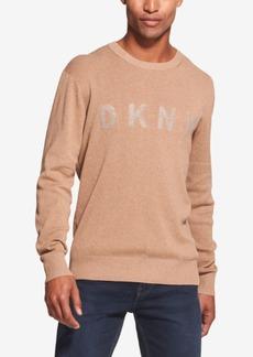 Dkny Men's Logo Sweater