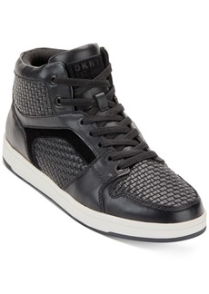 Dkny Men's Malone High Top Sneakers Men's Shoes