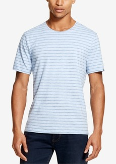 Dkny Men's Mercerized Stripe T-Shirt, Created for Macy's