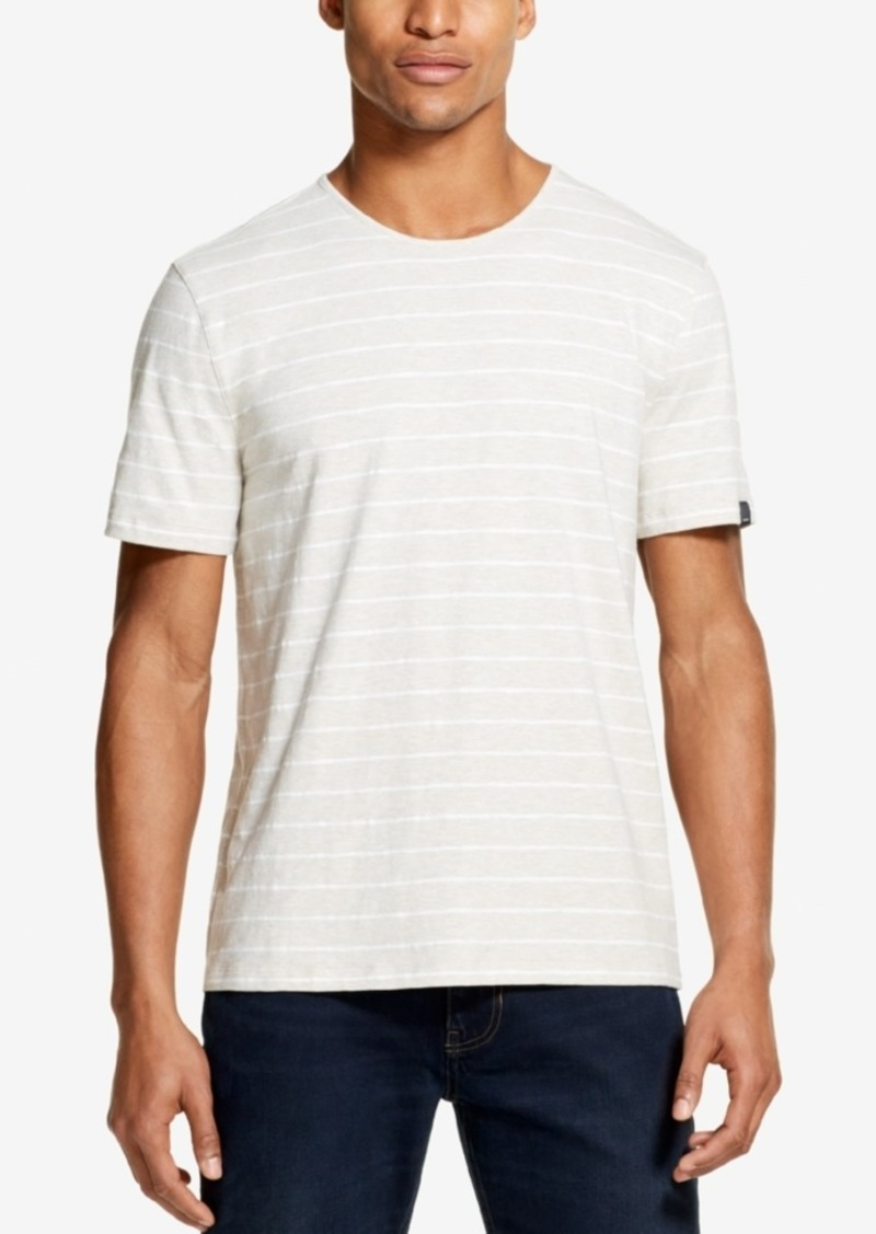 Dkny Dkny Men S Mercerized Stripe T Shirt Created For Macy S T Shirts