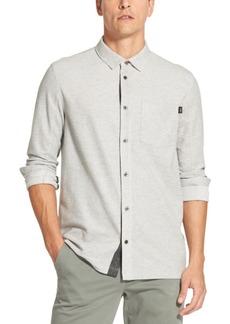 Dkny Men's Moisture-Wicking Pique Shirt