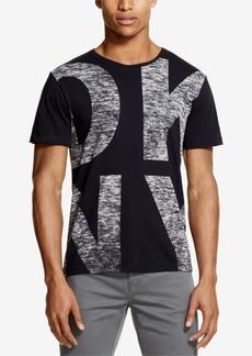 Dkny Men's Oversized Logo-Print T-Shirt