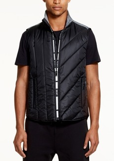 Dkny Men's Quilted Vest, Created for Macy's