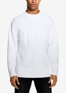 Dkny Men's Raised Logo Sweatshirt, Created for Macy's