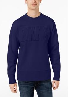 Dkny Men's Raised Logo Sweatshirt, Created for Macy's