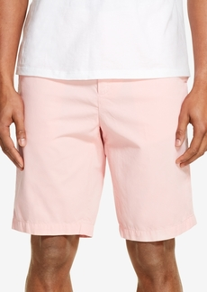Dkny Men's Relaxed-Straight Fit Brushed Twill Shorts, Created for Macy's