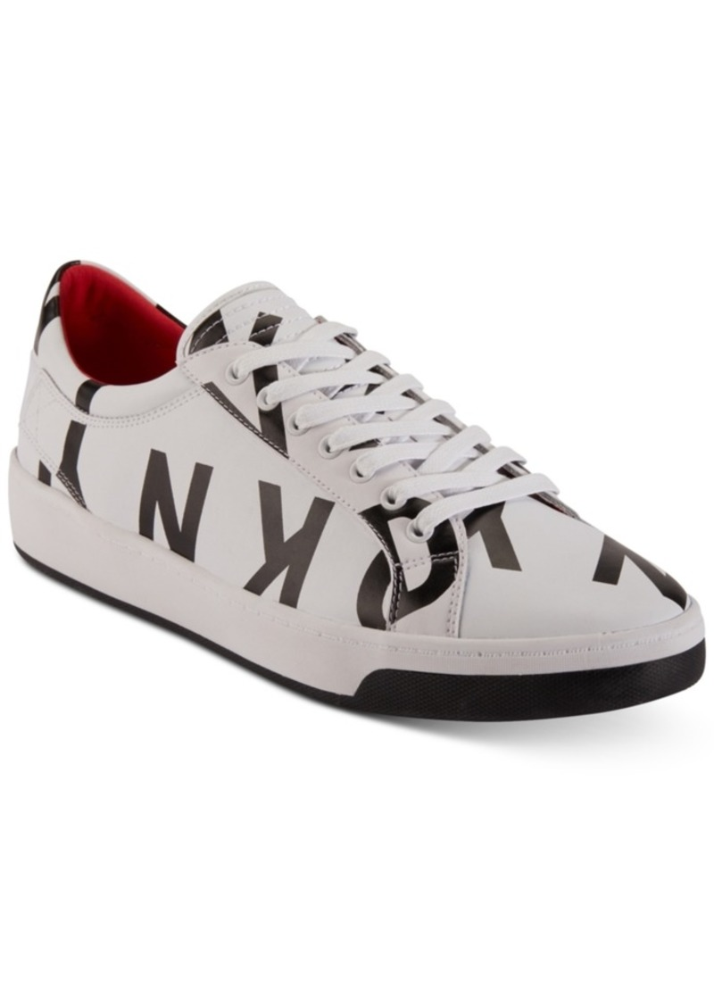 ca8c0b9c8 DKNY Dkny Men's Sam Logo Lace-Up Sneakers Men's Shoes | Shoes