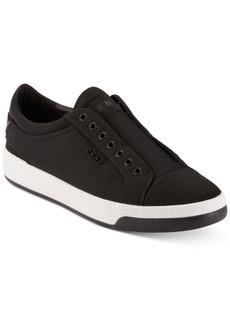 Dkny Men's Sam Nylon Slip-On Sneakers Men's Shoes