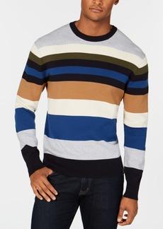 Dkny Men's Striped Sweater