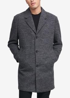 Dkny Men's Tailored Topcoat, Created for Macy's