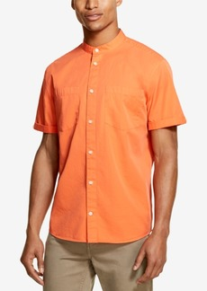 Dkny Men's Twill Woven Shirt, Created for Macy's