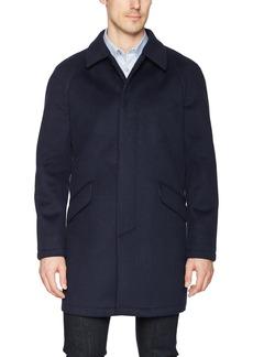 DKNY Men's Water Repellent Rain Jacket   Regular