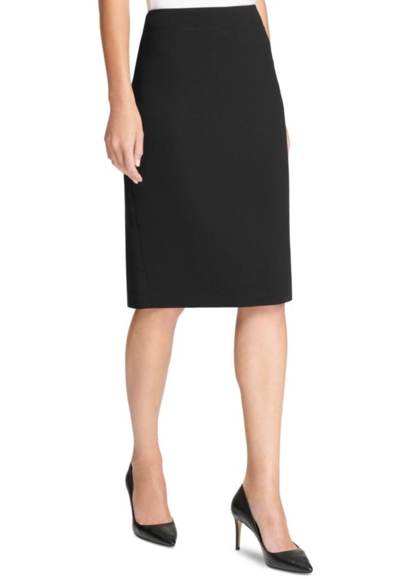 Dkny Midi Pencil Skirt