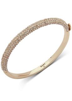Dkny Ombre Pave Bangle Bracelet, Created for Macy's