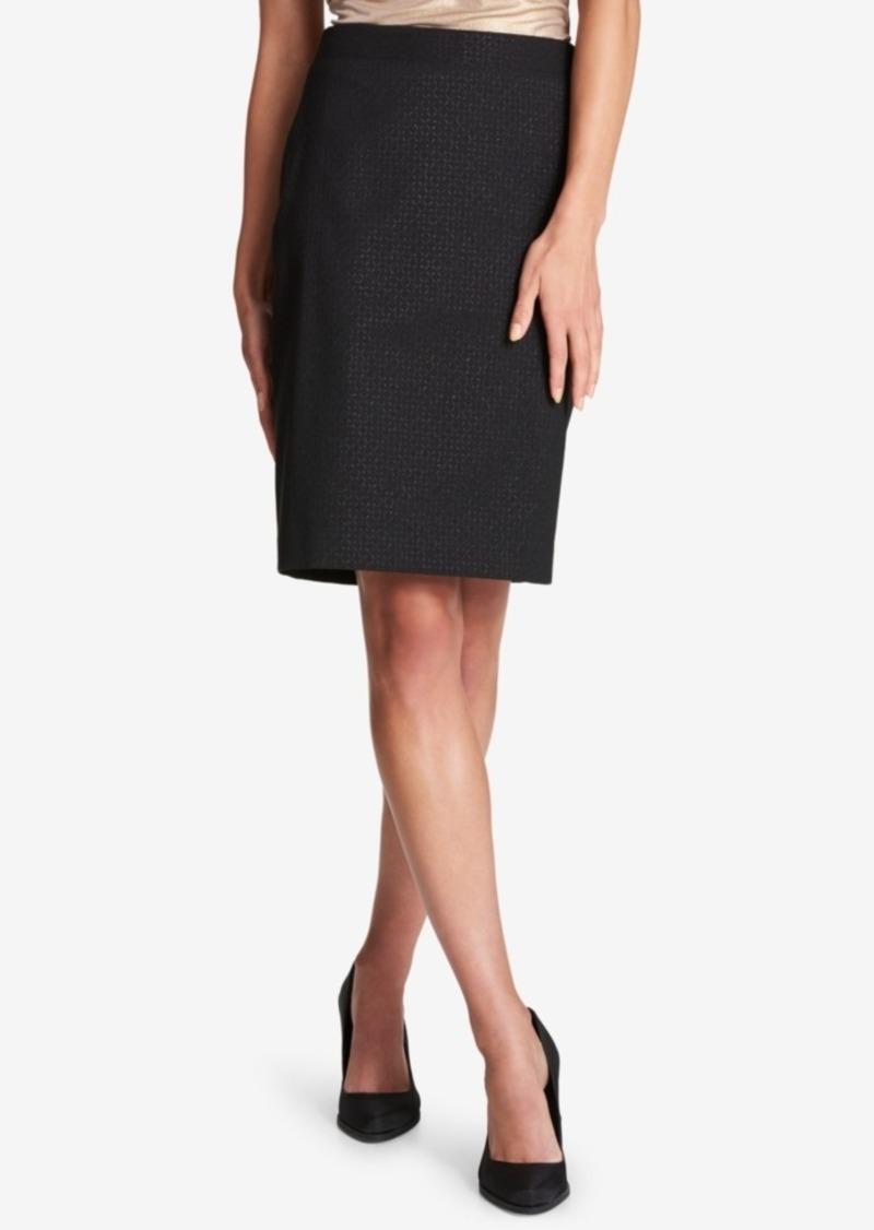 f96deb01d406b DKNY Dkny Pencil Skirt